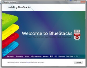 bluestacks pc to mobile