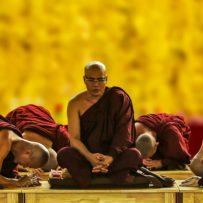 Why Pranam or touch the feet of elders, logic of reverential bowing